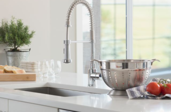 How To Prevent Buildup On Your Kitchen Faucets?